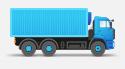 Грузоперевозки Сочи 10 тонн фура